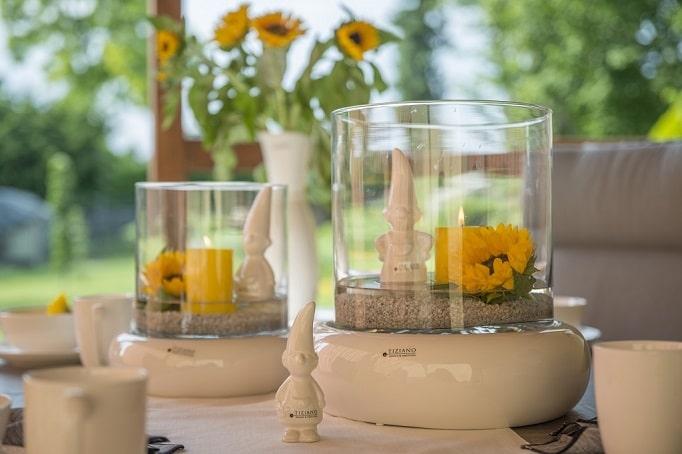 Boten des Hochsommers: Dekoideen mit Sonnenblumen