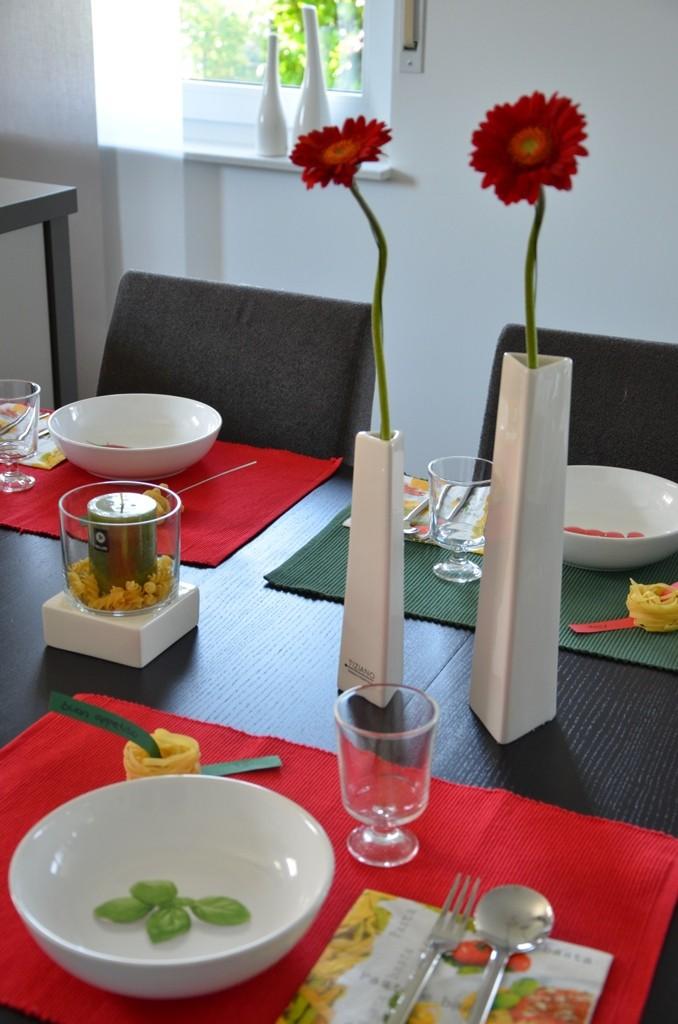 Buon Appetito Italienische Tischdeko Tiziano