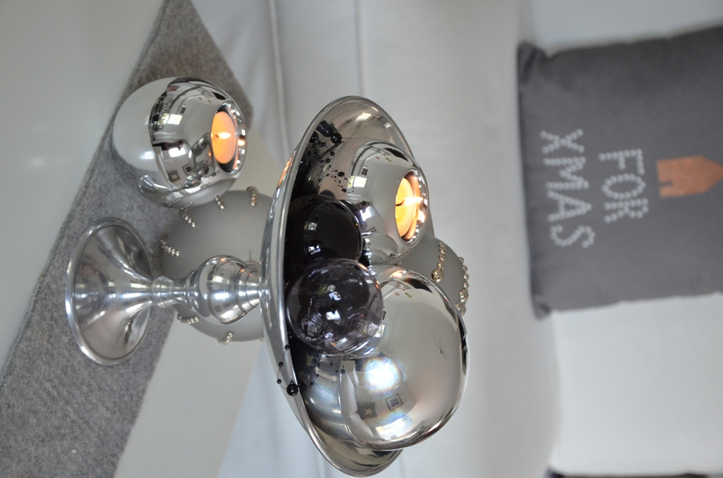 Etagere Weihnachtsdeko.Weihnachtsdeko In Silber Stilvolle Eleganz Tiziano