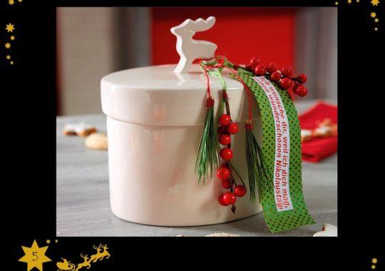Geschenkidee zu Nikolaus - Türchen 5
