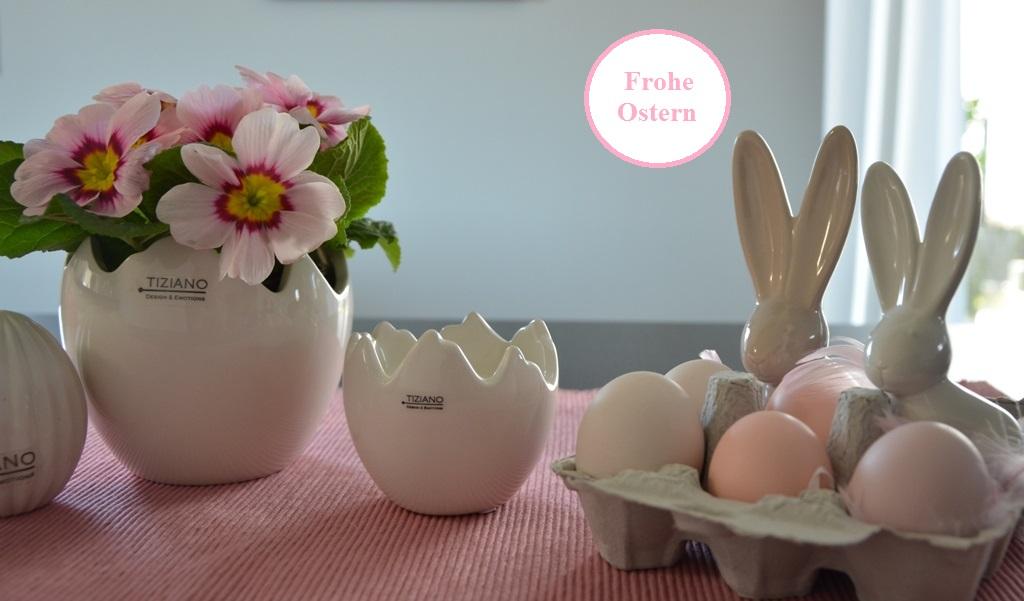 Bald Ist Ostern Dekoideen In Zartem Rosa Tiziano