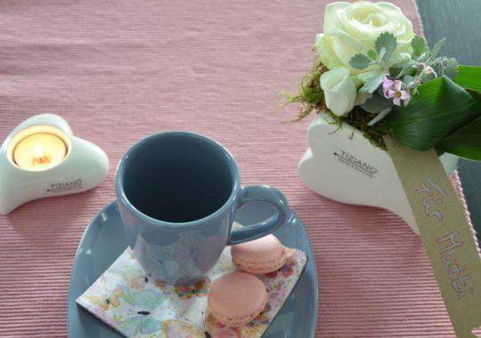 Frühstück zum Muttertag-Dekoideen by Tiziano