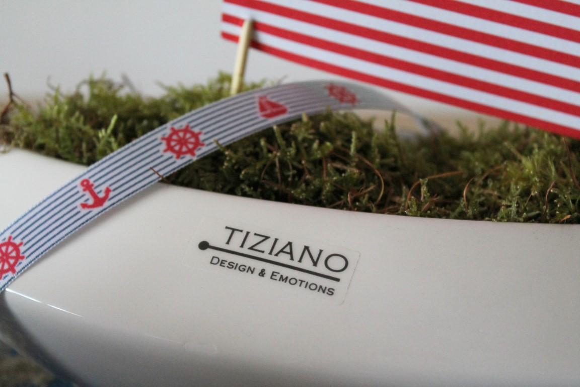 Setzen sie die segel mit unseren maritimen dekoideen tiziano - Fensterbank setzen ...