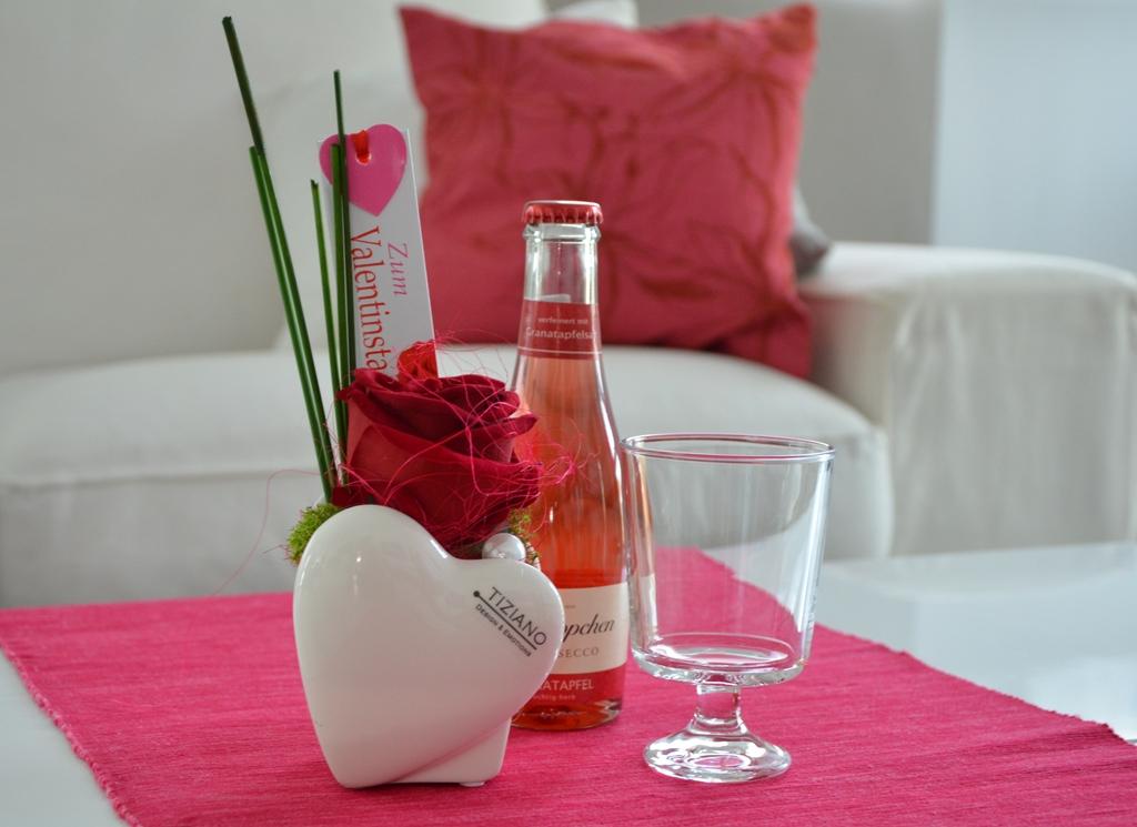 Überraschung Zum Valentinstag