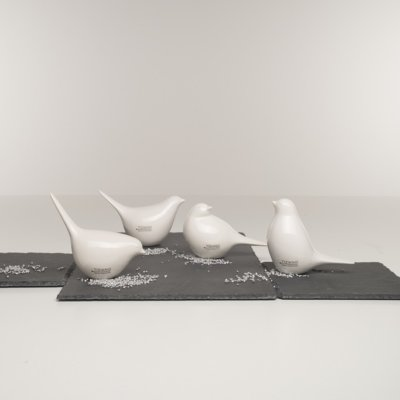 Vogel Figuren Alfredo Set