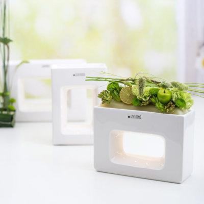 Quadro Pflanzgefäße LED