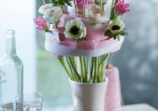 Frühling_Blumen als Boten
