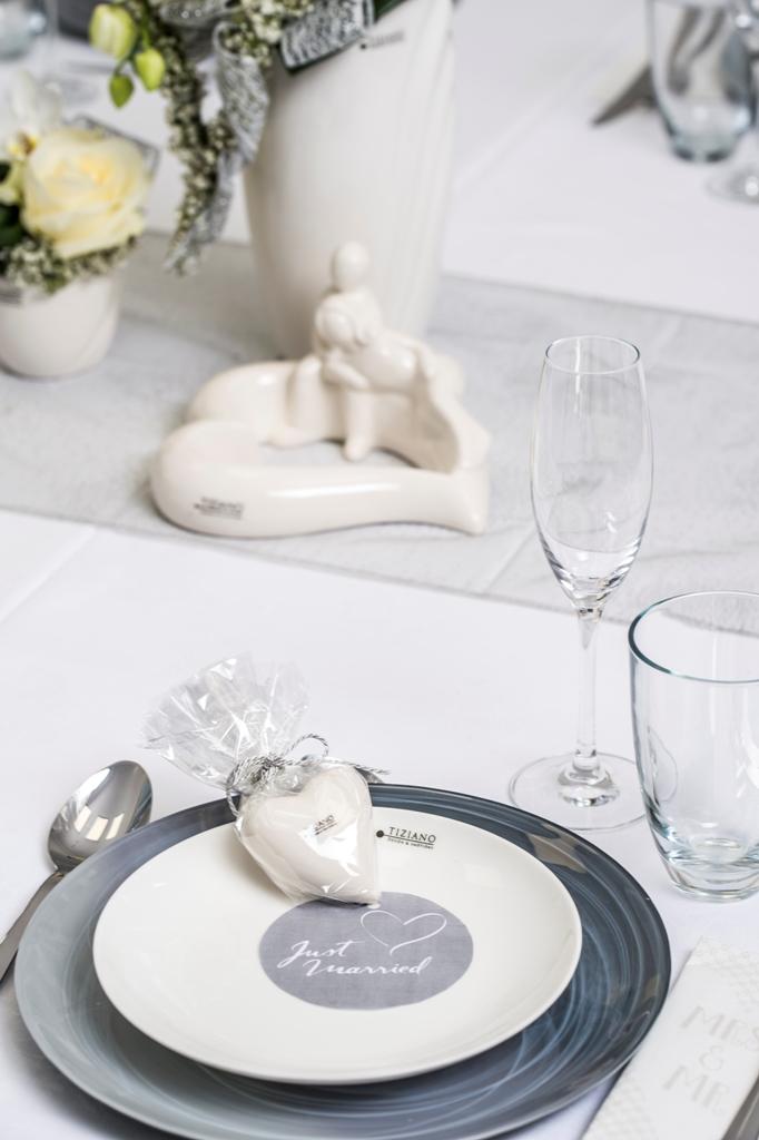 Gastgeschenke zur Hochzeit_Geschenkanhänger Just married
