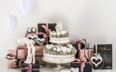 Hochzeitssaison 2018: Geschenkideen zur Hochzeit