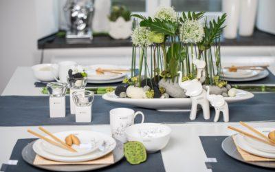 Asiatische Tischdeko: Ein Hauch von Fernost für Ihr Zuhause