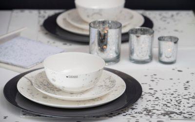 Tischdeko: Platzteller für einen stilvoll gedeckten Tisch