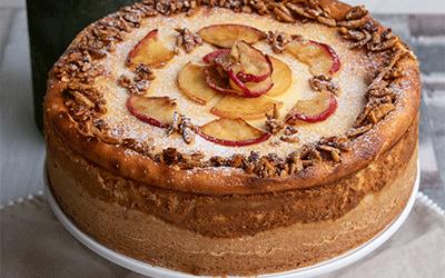 Backe, backe Kuchen! – Gebäck dekorativ in Szene setzen