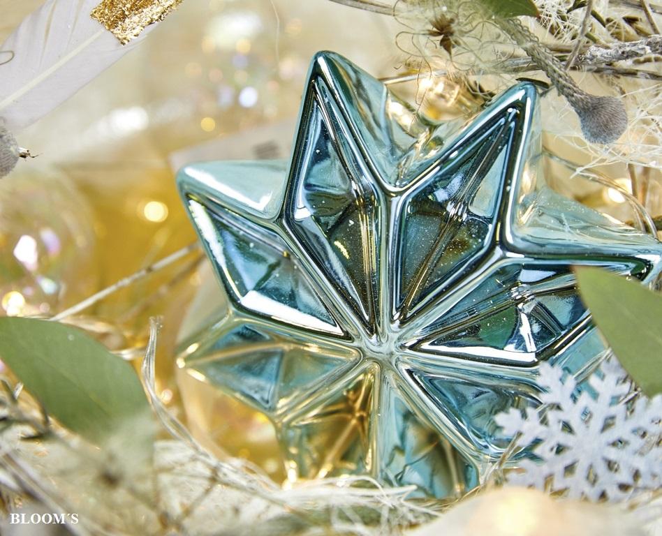 Accessoires für Winterfloristik zu Weihnachten