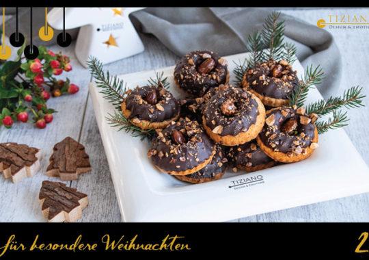 Weihnachtszeit Rezeptidee Mini-Gugelhupf