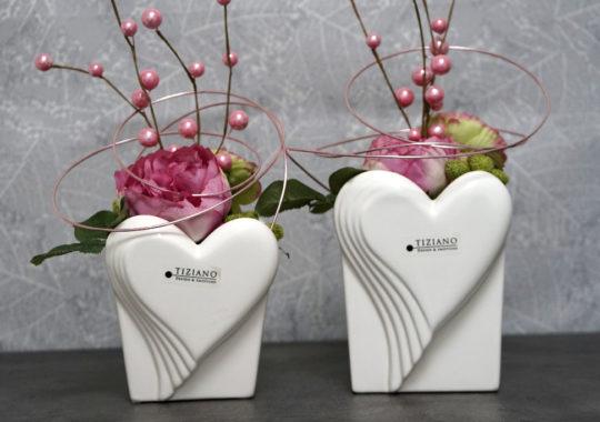 Kübel Romeo zum Valentinstag