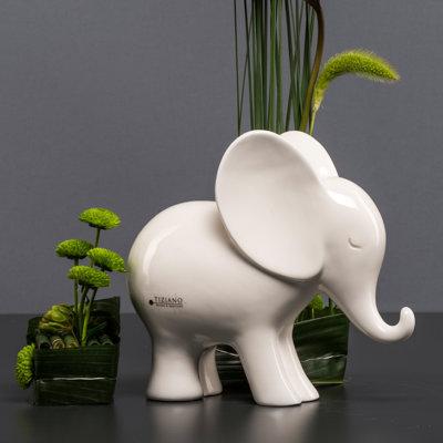 Leon Dekoelefant stehend groß