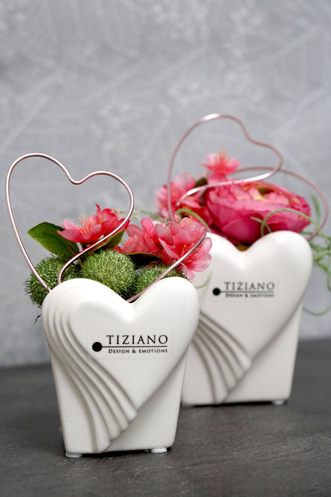 Tiziano Minikübel Romeo Deko