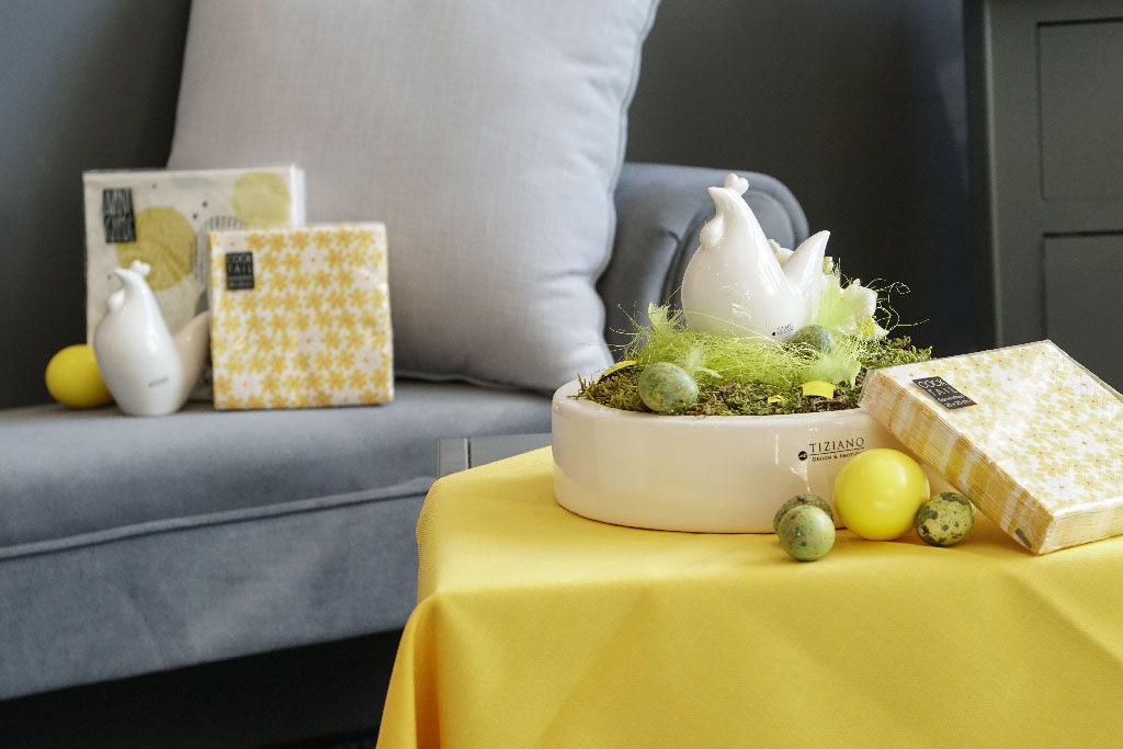 DIY Dekoidee zu Ostern