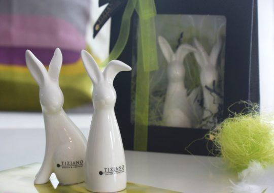 Geschenkset zu Ostern mit Hase Leonas