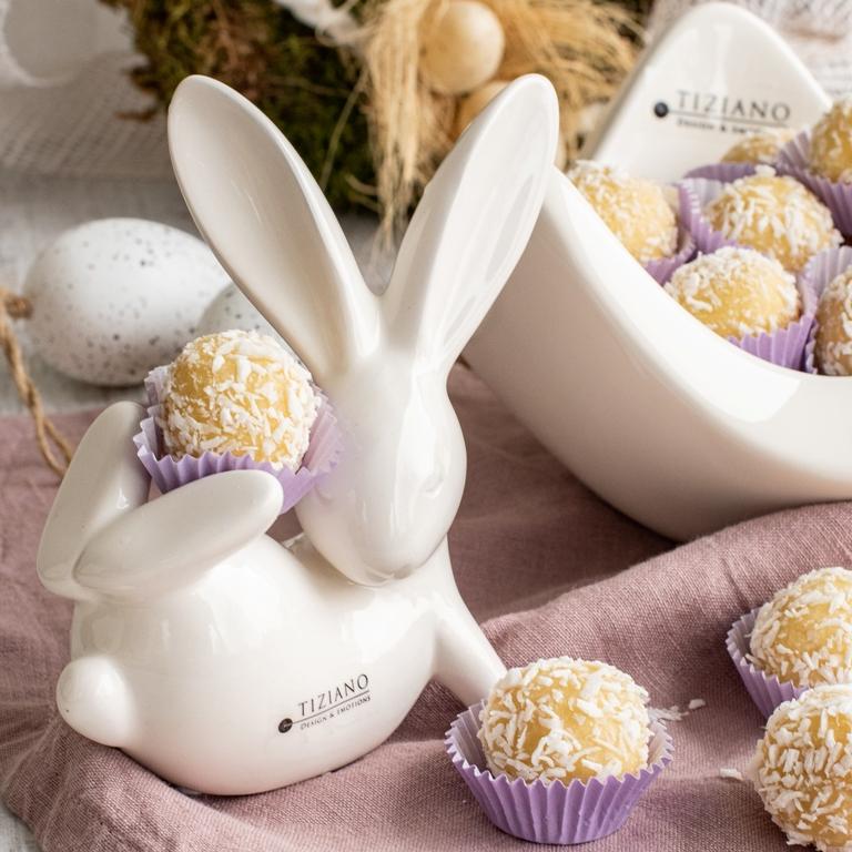 Willkommen zum Festessen an Ostern