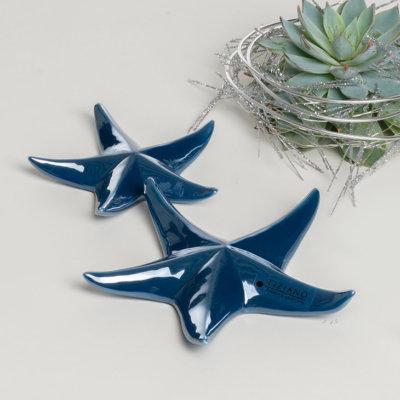 Aquata Seesterne blau