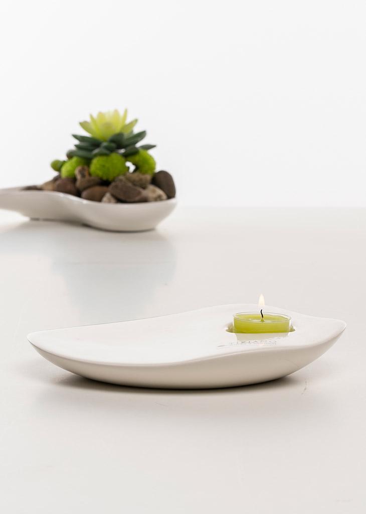 Presente Teelicht Base