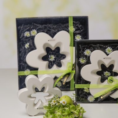 Geschenkbox Gradella grün
