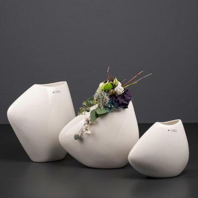 Ciardes Vase creme