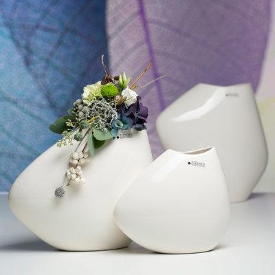 Ciardes Vase creme Ambiente