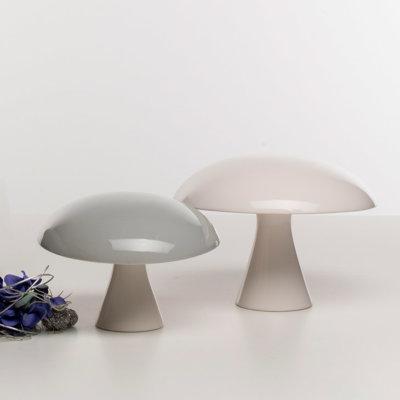 Tiago Pilz creme und grau LED