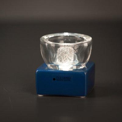 Trixy Base Licht blau flach