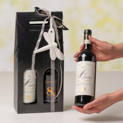 Andrero Perricone Felsina Chianti Geschenkset Wein