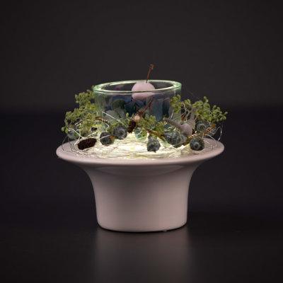 Pagani Teelicht creme LED groß
