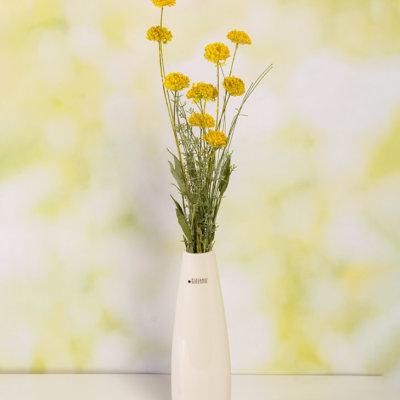 Sommerblümchen gelb Vase