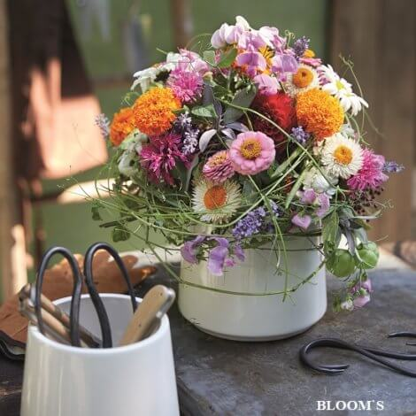 Vom Garten auf den Tisch: Sommer-Deko in der Vase