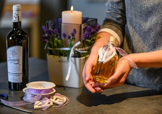 Lavendel Oel selber machen