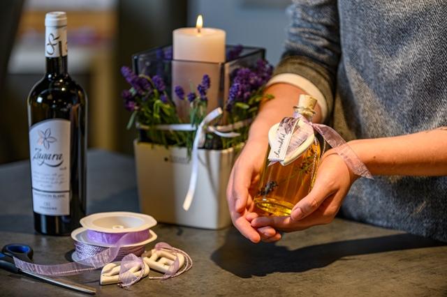 Lavendel-Öl selber machen