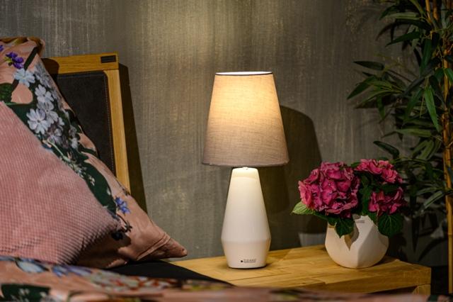 Sanftes Licht fürs Schlafzimmer: Nachttischlampe gesucht
