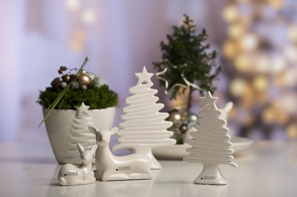 Deko Ideen zu Weihnachten Winterwald