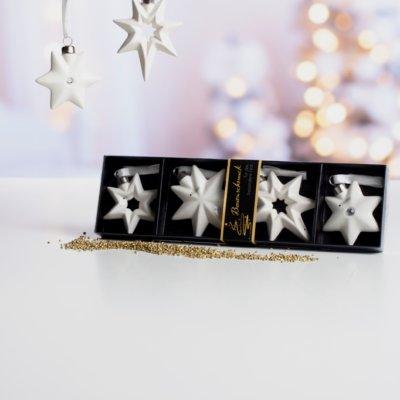 Geschenkbox Noel Sterne