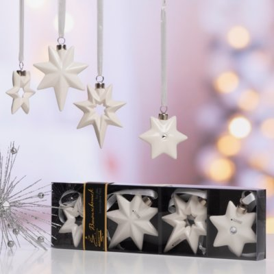 Geschenkbox Noel mit vier Sternen