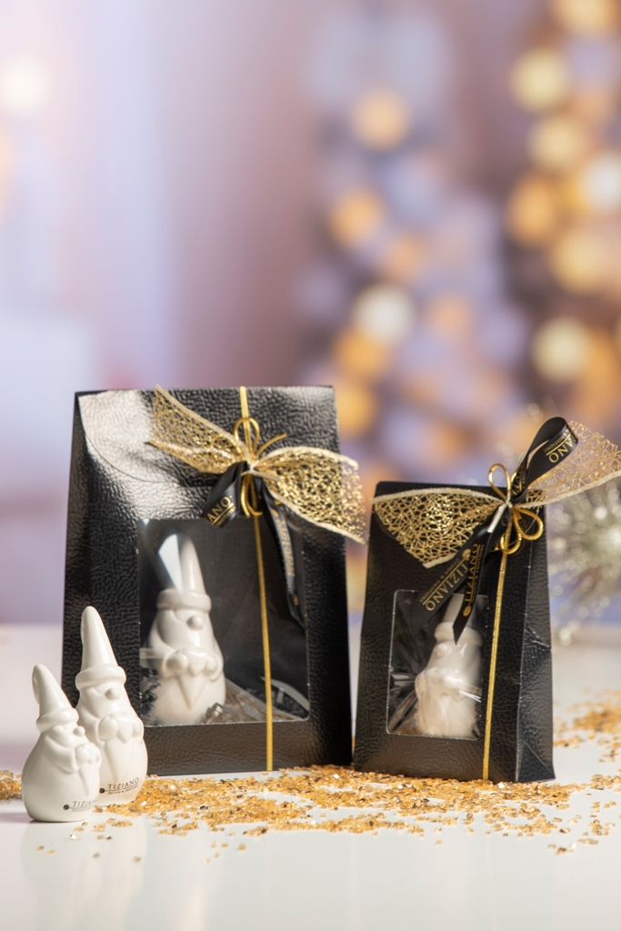 Geschenktuete Santa Roberto