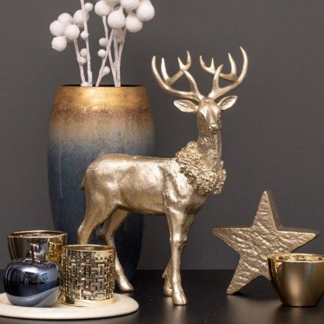 Auf den Hirsch gekommen: Deko Ideen zu Weihnachen