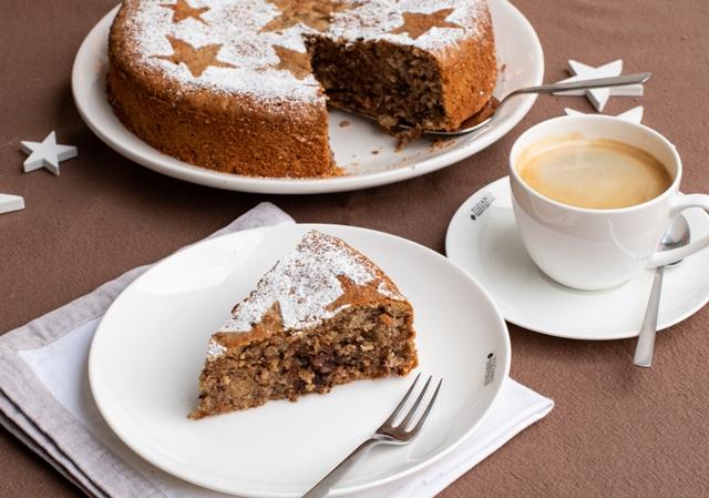 Winterzeit ist Maronenzeit: Rezeptidee für Maronen-Kuchen