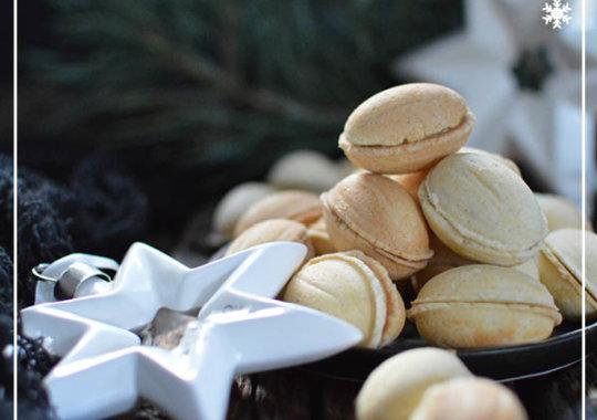 Rezept zu Weihnachten Zaubernuesse