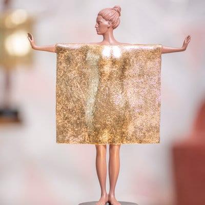 Figur Isabella gold