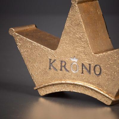 Krono Logo gold