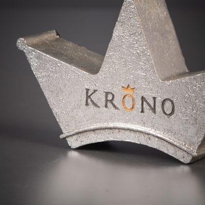Krono Logo silber