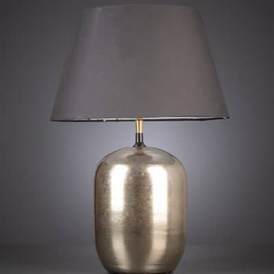Lampe Starlight gold/schwarz