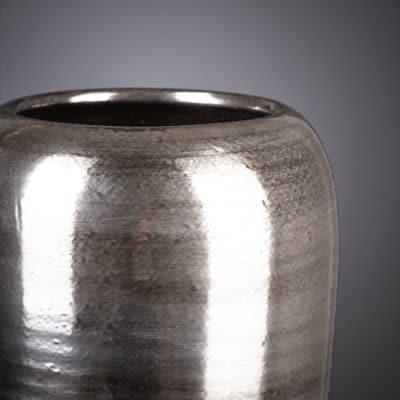 Vase Timeless silber